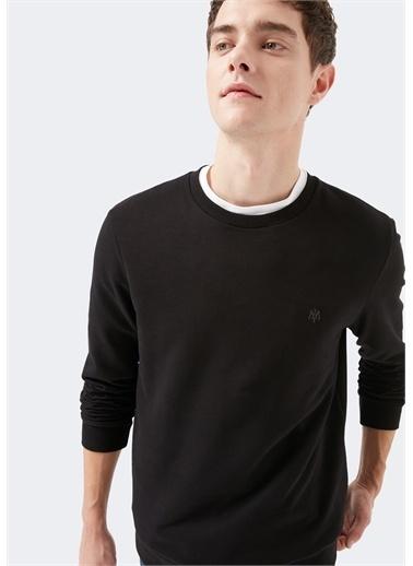 Mavi Siyah Sweatshirt Siyah